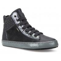 Geox Kalispera Grey Boots
