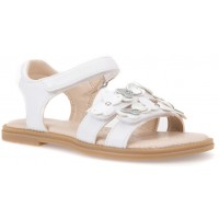 Geox Karly White Sandals