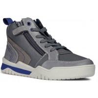 Geox Perth J847RB Grey Blue Boots