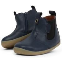 Bobux Step Up Jodphur Navy Boots