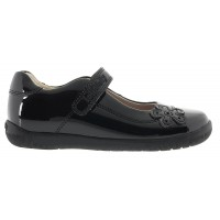 Lelli Kelly Leora LK8264 Black Patent School Shoes