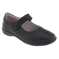 Lelli Kelly Classic LK8218 Black Leather School Shoes