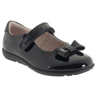 Lelli Kelly Perrie LK8246 Black Patent G fitting School Shoes
