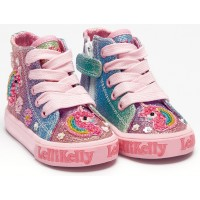 Lelli Kelly Unicorn Baby Mid Baseball Boots