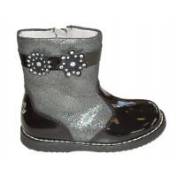 Lelli Kelly Linda LK3338 Black Patent Boots