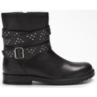 Lelli Kelly Elena LK3610 Black Leather Boots