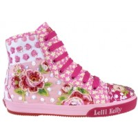 Lelli Kelly Jasmine Pink Size EU 35 / UK 2.5