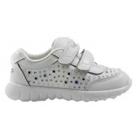 Lelli Kelly Eva White Trainers