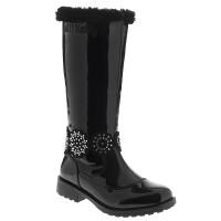 Lelli Kelly Bella 2 LK5824 Black Patent Boots