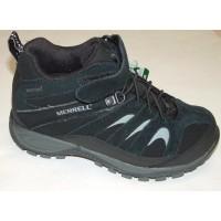 Merrell Chameleon 4 Mid Black Size UK 12