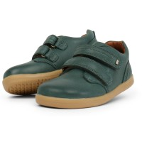 Bobux I-walk Port Forest Green Shoes