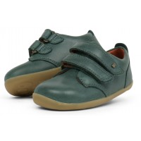 Bobux Step Up Port Forest Green Shoes