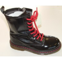 Primigi Pathey Black School Boots