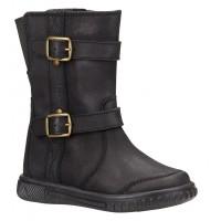 Hush Puppies Rachel Black boots