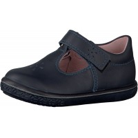Ricosta Pepino Winona Navy Blue T-bar Shoes