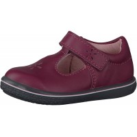 Ricosta Pepino Winona Fuchsia T-bar Shoes