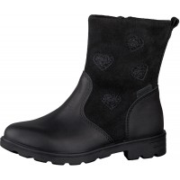Ricosta Stephanie Black RicostaTex Waterproof Boots