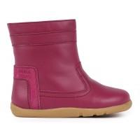 Bobux I-walk Thunder Pink Boots