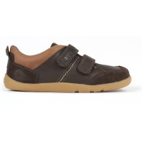 Bobux I-walk Switch Espresso Shoes