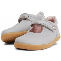 Bobux I-walk Delight Silver Shimmer Shoes