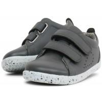Bobux I-walk Grass Court Smoke Grey Shoes