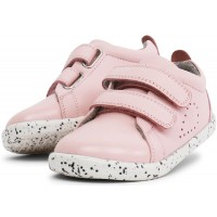 Bobux I-walk Grass Court Seashell Pink Shoes