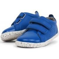 Bobux I-walk Grass Court Sapphire Blue Shoes