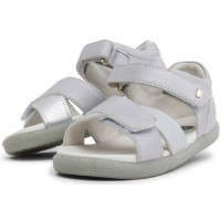 Bobux I-walk Sail Silver Sandals