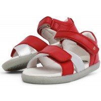 Bobux I-walk Sail Red Sandals