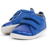 Bobux Step Up Grass Court Sapphire Blue Shoes