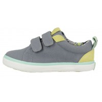 Gioseppo Smith Grey Canvas Shoes