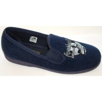 Sleepers Striker ii Navy Slippers