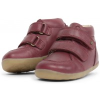 Bobux Step Up Timber Plum Boots