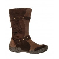 UMI Kayley Boot Brown