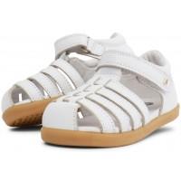 Bobux I-walk Jump White Sandals