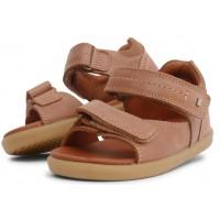 Bobux I-walk Driftwood Caramel Sandals