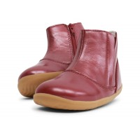 Bobux Step Up Shire Rose Gloss Boots