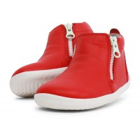 Bobux Step Up Tasman Red Boots
