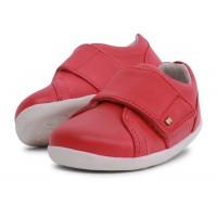 Bobux Step Up Boston Watermelon Shoes