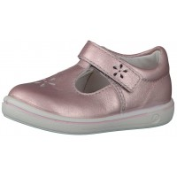 Ricosta Pepino Winona Rose Metallic T-bar Shoes
