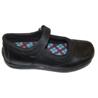 Hush Puppies Wondra Black Size UK 1