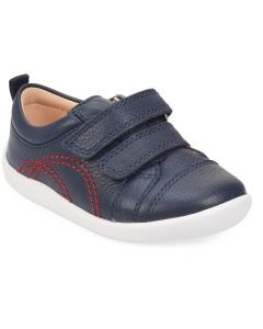 Start-Rite Tree House Navy Shoes