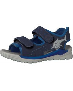 Ricosta Surf Nautic Blue Sandals
