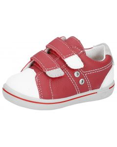 Ricosta Pepino Nippy Red White Shoes