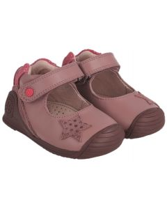 Biomecanics 181138-C Mallow Pink Shoes