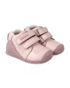 Biomecanics 201106 Pale Pink Boots