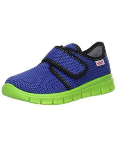 Superfit Bobby 268-94 Blue Green Canvas Shoes
