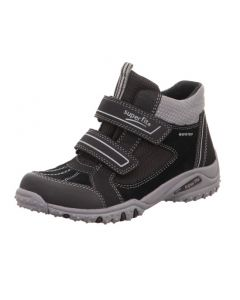 Superfit Sport 4 9364-00 Black Gore-tex Waterproof Boots