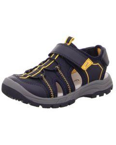 Superfit Tornado 9025-81 Blue Yellow Sandals