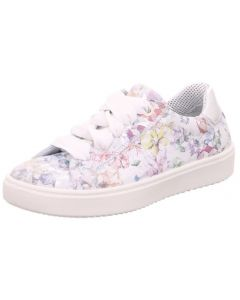 Superfit Heaven 9488-11 White Print Shoes
